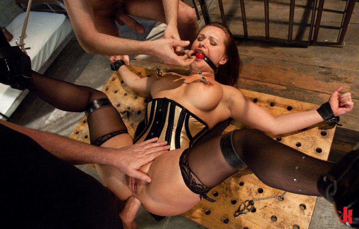 Male Slave Anal Bondage Kink