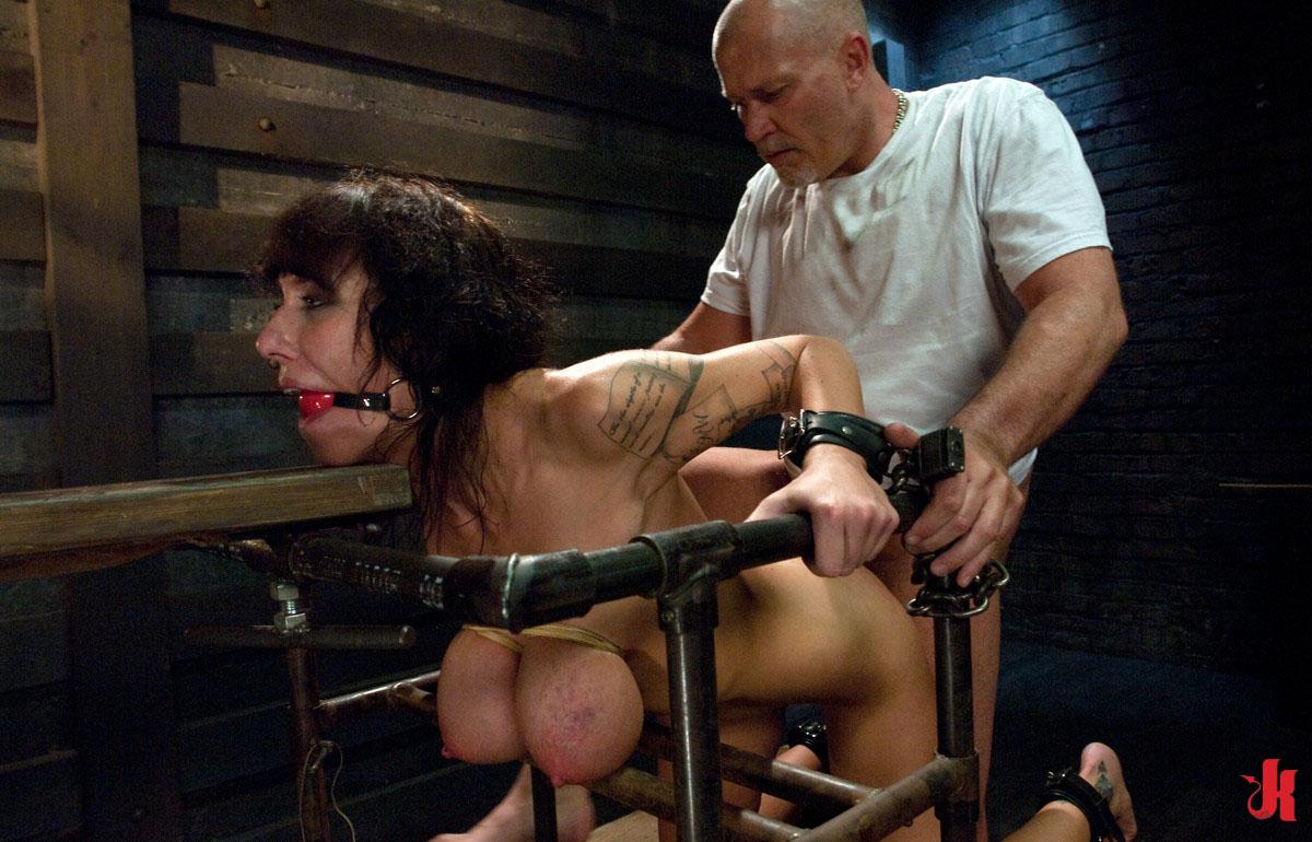 Alia janine bondage
